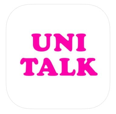 ユニトークのアプリ